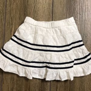 Gap Embroidered Skirt in 18-24 Months